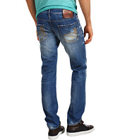 DSQUARED2 - Faded Splash Slim Jean