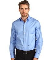 DSQUARED2 - Light Poplin Relaxed Shirt