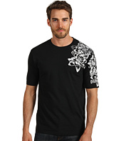 DSQUARED2 - Tattoo Fit Floral Tee