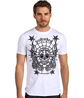 DSQUARED2 - Sexy Slim Fit Skeleton Web Tee