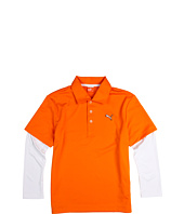 PUMA Golf Kids - L/S Polo (Big Kids)