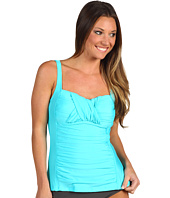Athena - Heavenly Ruched Tankini Top