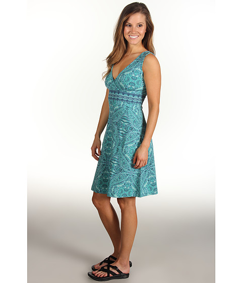 Life is good - Crossover Sun Dress (Sanctuary On Tide Blue) - Apparel