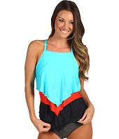 Athena - Heavenly High Neck Tankini Top