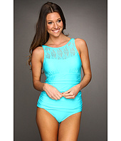 Athena - Monaco High Neck Fauxkini One-Piece
