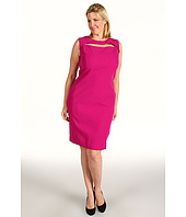 Anne Klein Plus - Plus Size Fitted Sheath Dress