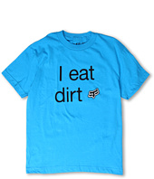Fox Kids - Eat Dirt S/S Tee (Big Kids)