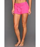 Juicy Couture - Slub Knit Basic Short with Tie