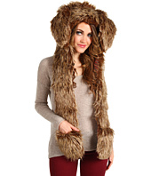 Cheap Spirithoods Brown Rabbit Rio Full Hood Brown
