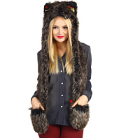 SpiritHoods - Mountain Mystic Wolf Big Bear Full Hood