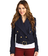 Juicy Couture - Marine Cropped Jacket