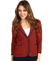 Juicy Couture - S.S Juicy Vertical Striped Blazer
