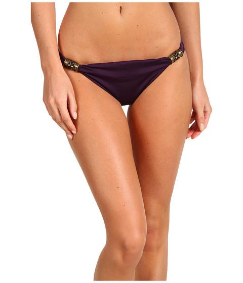 Cheap Becca By Rebecca Virtue Tanzania American Bikini Bottom Plum