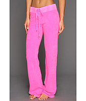 Juicy Couture - Micro Terry Original Leg Drawstring Pant