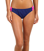 Hurley - One & Only Solid Strap Side Bikini Bottom