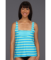 Hurley - Surfside Stripe Two-Fer Top