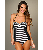 Hurley - Surfside Stripe One-Piece