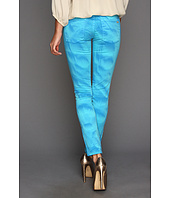 Juicy Couture - Garment Dye Crop Jeans