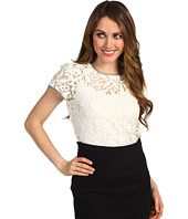 Juicy Couture - Guipuere Lace Top