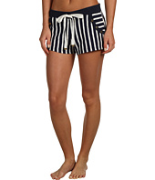 Juicy Couture - Harbor Stripe Slub Jersey Short
