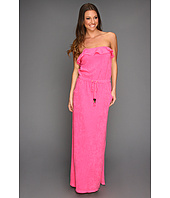 Juicy Couture - Fashion Micro Terry Maxi Dress