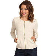 Juicy Couture - Texture Collarless Jacket