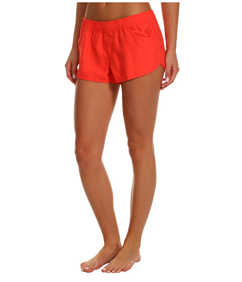 Shop O'Neill - Seaside Boardshort 2.5 Grapefruit  and O'Neill online - Women, Clothing, Swimwear, Swimsuit Bottoms online Store