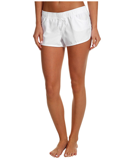 Shop O'Neill - Seaside Boardshort 2.5 White  and O'Neill online - Women, Clothing, Swimwear, Swimsuit Bottoms online Store