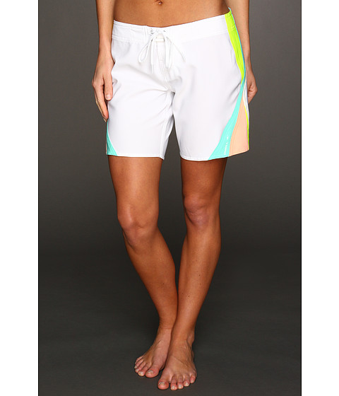 Cheap Oneill Axia Boardshort 7 White