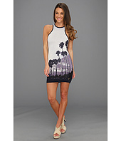 Juicy Couture - Sunset Palms Jacquard Dress