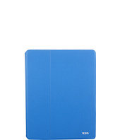 Cheap Tumi Mobile Accessory Leather Snap Case For Tablet French Blue