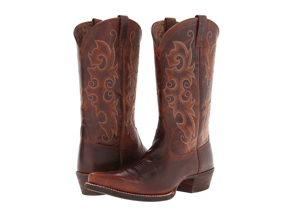 Ariat Alabama (Sassy Brown) Cowboy Boots
