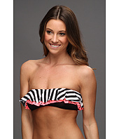 Volcom - Jail Bird Layered Tube Bandeau Top