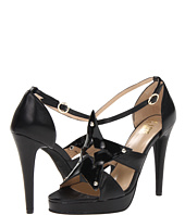 LOVE Moschino - Star Cutout Heels