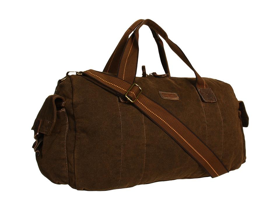 Bed Stu Vick Brown Duffel Bags