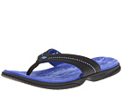 New Balance Tao II PLUSfoam Thong Black, Blue Shoes