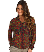 Free People - Floral Easy Rider Button Down