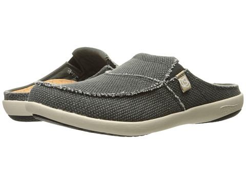 Spenco Siesta Slide - Charcoal Grey