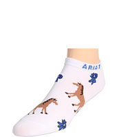 Ariat - Blue Ribbon No Show Socks