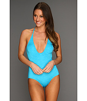Hurley - Royal One-Piece Halter