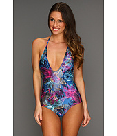 Hurley - Sea Fire One-Piece Halter