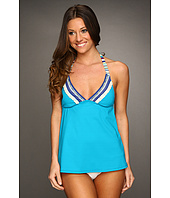 Lucky Brand - Mumbai Magic Tankini Top