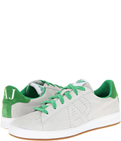 Armani Jeans - Armani Jeans Perforated AJ Logo Low Top Trainer
