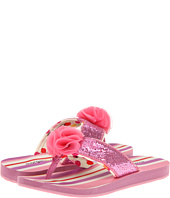 Morgan&Milo Kids - Striped Flip Flops (Toddler/Youth)