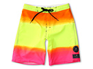 Billabong Kids - Iconic Boardshort (Big Kids) (Yellow) - Apparel