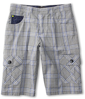 Fendi Kids - Boys' Plaid Shorts (Big Kids)