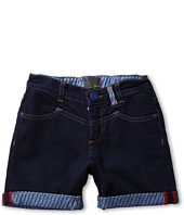 Fendi Kids - Boys' Denim Shorts (Toddler/Little Kids)