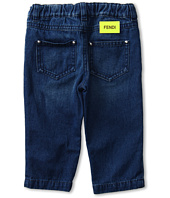 Fendi Kids - Boys' Jean w/ Logo Details (Infant)