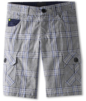 Fendi Kids - Boys' Plaid Shorts (Little Kids/Big Kids)