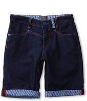 Fendi Kids - Boys' Denim Shorts (Little Kids/Big Kids)